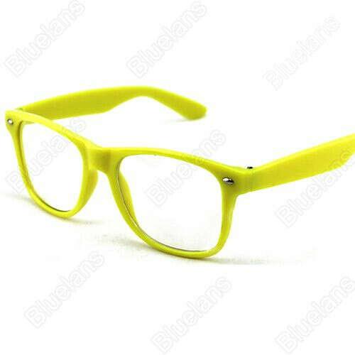 Очки Лимонные (не солнечные)
