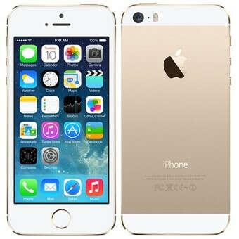 Apple iPhone 5S 16GB Gold (Neverlock)