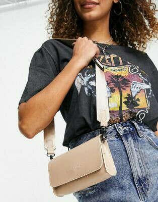 Светлая сумка кросс-боди