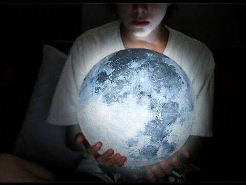 "Ночник ""луна"""