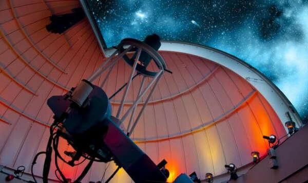 Побывать в обсерватории