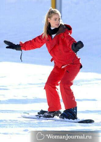 Встать на сноуборд