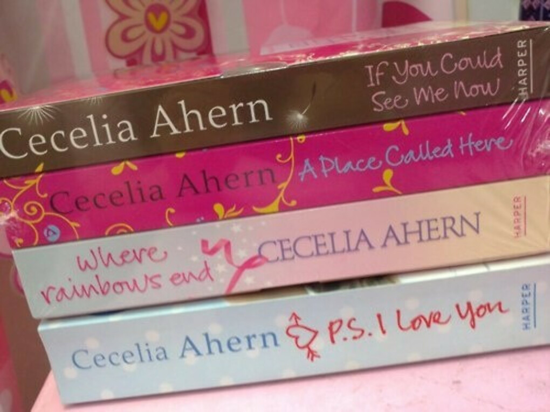 Все книги Сесилии Ахерн в бумажном виде