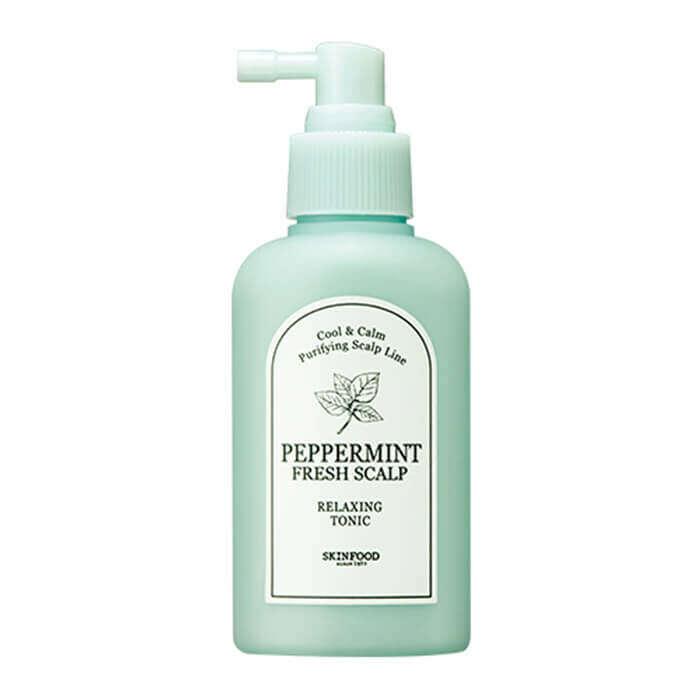 Тоник для волос Skinfood Peppermint Fresh Scalp Relaxing Tonic