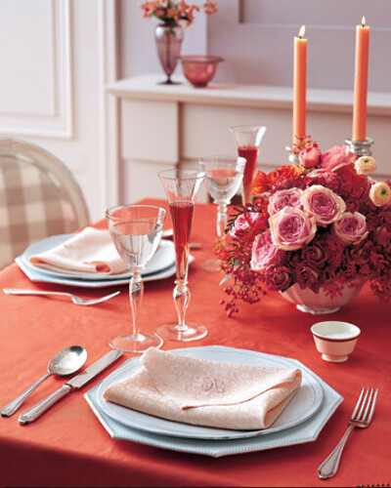 Хочу романтический ужин с любимым!