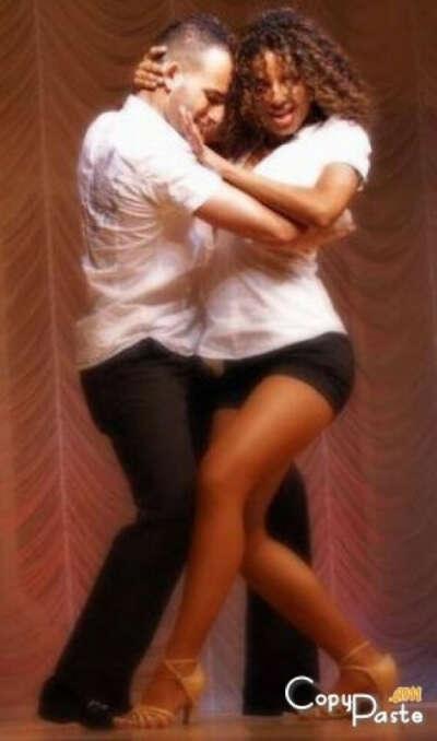 Научиться танцевать бачату