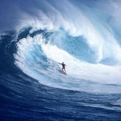Научиться кататься на серфе