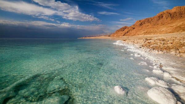 Хочу в Израиль на Мертвое море