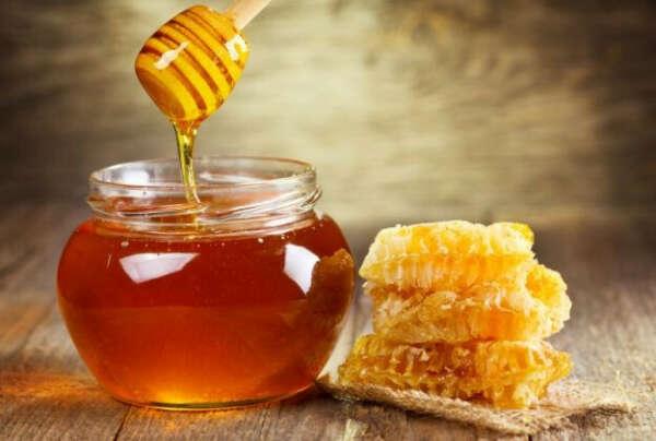Мед (без добавок, натуральный)