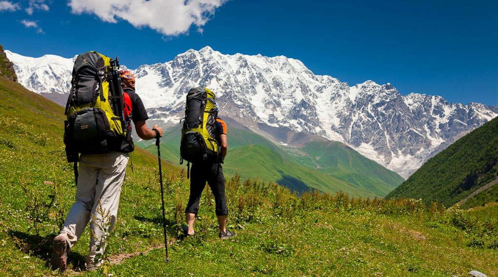 Пойти в горы по Кавказу