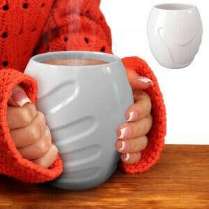 Кружка с двойными стенками Hug a Mug