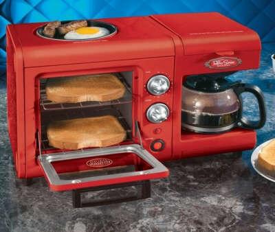 Машина для приготовления завтраков