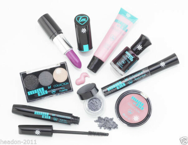 New* Collection/Little mix Perrie's Full Make Up Set