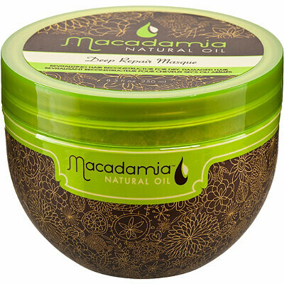 "Macadamia ""Natural Oil Deep Repair Masque""! ♡"