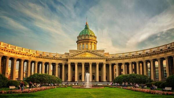 В Казанский собор