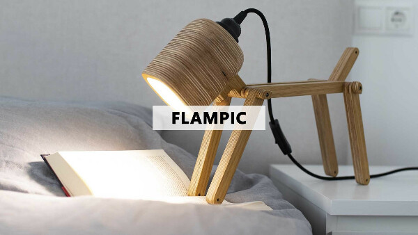 Лампа FLAMPIC