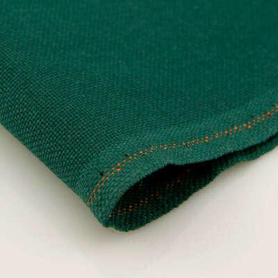 Канва ZWEIGART Lugana 25 ct. цвет-647 зелёный