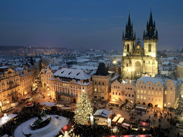 Отдохнуть в Праге