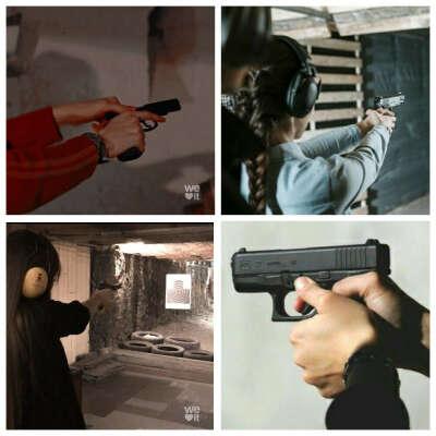 Обучение профессиональной стрельбе