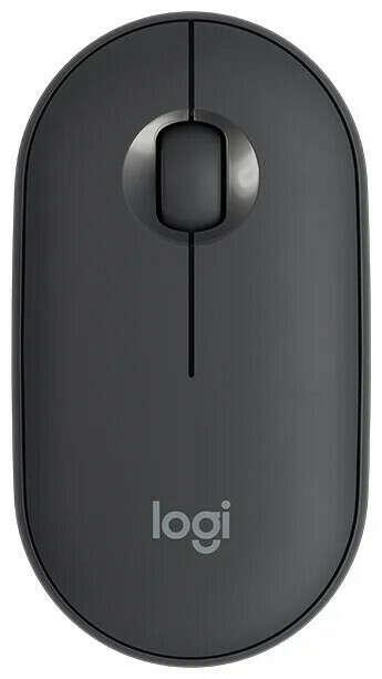 Logitech Pebble M350 графит
