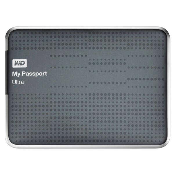 """Внешний жесткий диск 2.5"""" WD WDBBUZ0020BTT-EEUE 2TB"""