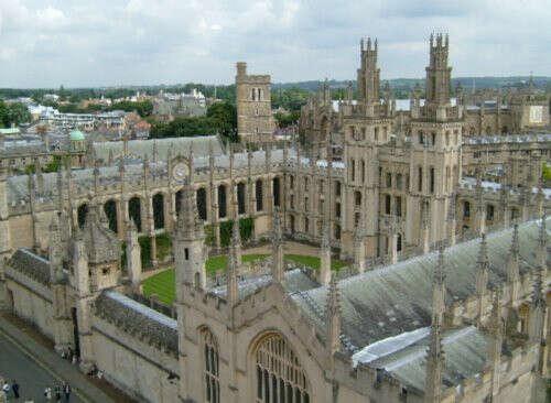 Учёба в Оксфорде