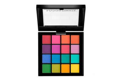 NYX Палетка теней для век Ultimate Shadow Palette-Brights