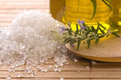 морская соль для ванны
