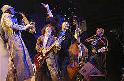Концерт Billy's Band