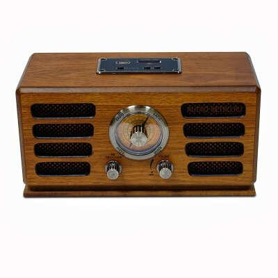 Ретро радио с  usb