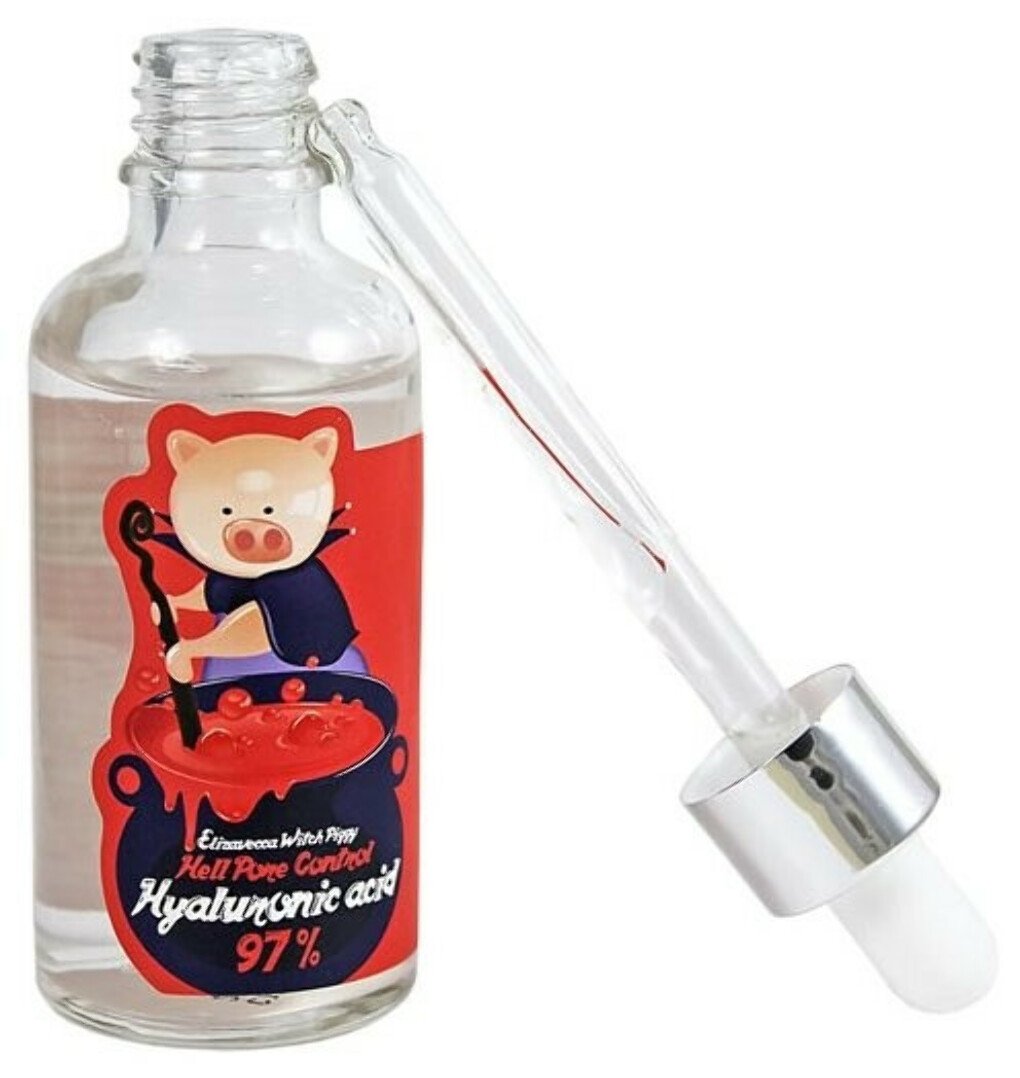 Elizavecca Witch Piggy Hell-Pore Control Hyaluronic Acid 97%