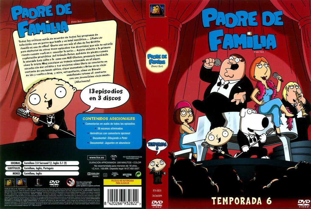 Padre de Familia TEMPORADA 6