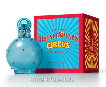 Circus Fantasy от Britney Spears для женщин