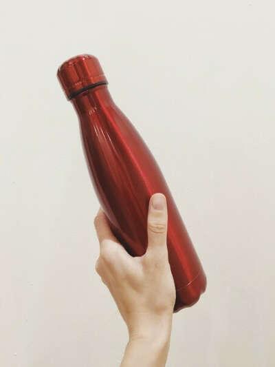 Бутылка из нержавеющей стали