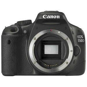 "Фотоаппарат ""Canon EOS 550D Body"""