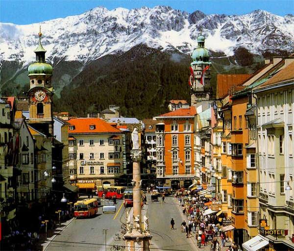 Хочу поехать в Австрию