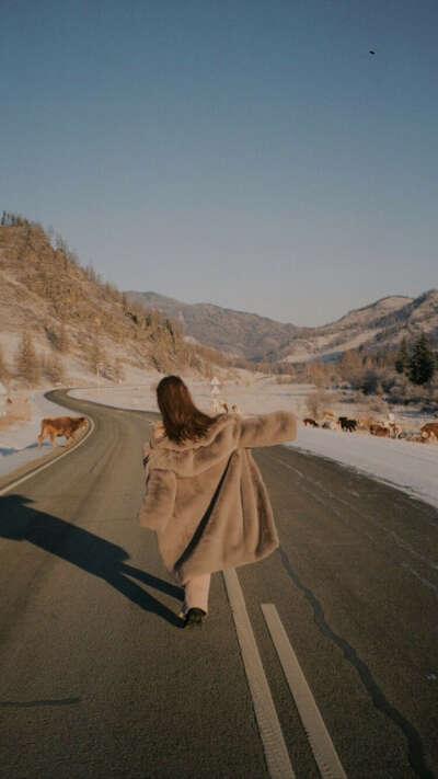 Отправиться в путешествие по Алтаю зимой