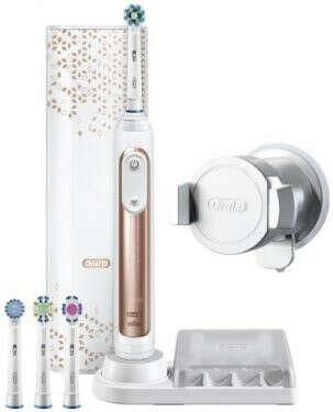 Электрическую зубную щётку BRAUN Oral-B
