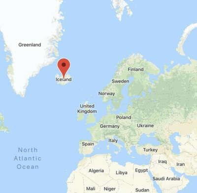 Побывать в Исландии