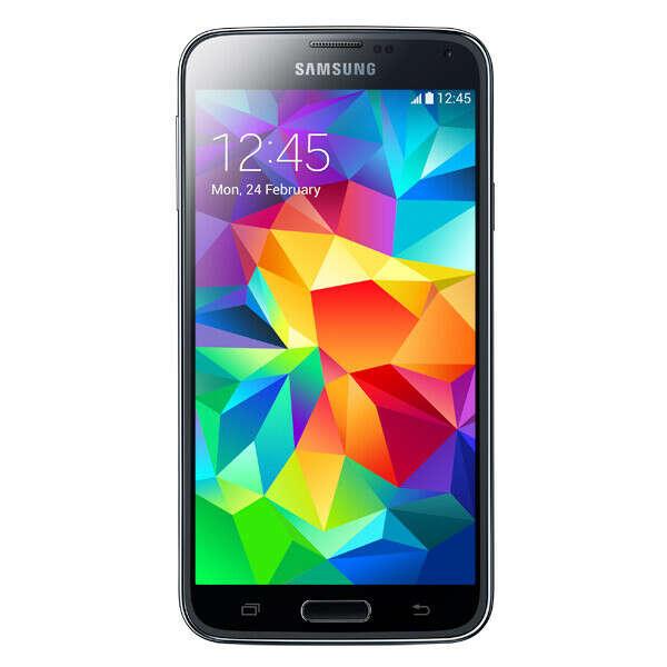 Samsung Galaxy S5 16Gb SM-G900F Black