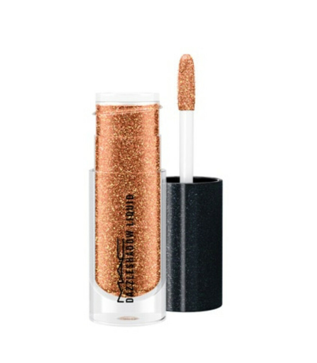 Жидкие тени для век  MAC Dazzleshadow liquid (оттенок Blinking Brilliant)