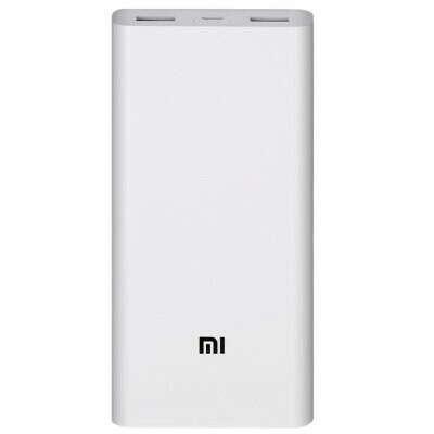 Внешний аккумулятор Mi Power Bank 2 20000 в официальном магазине Xiaomi