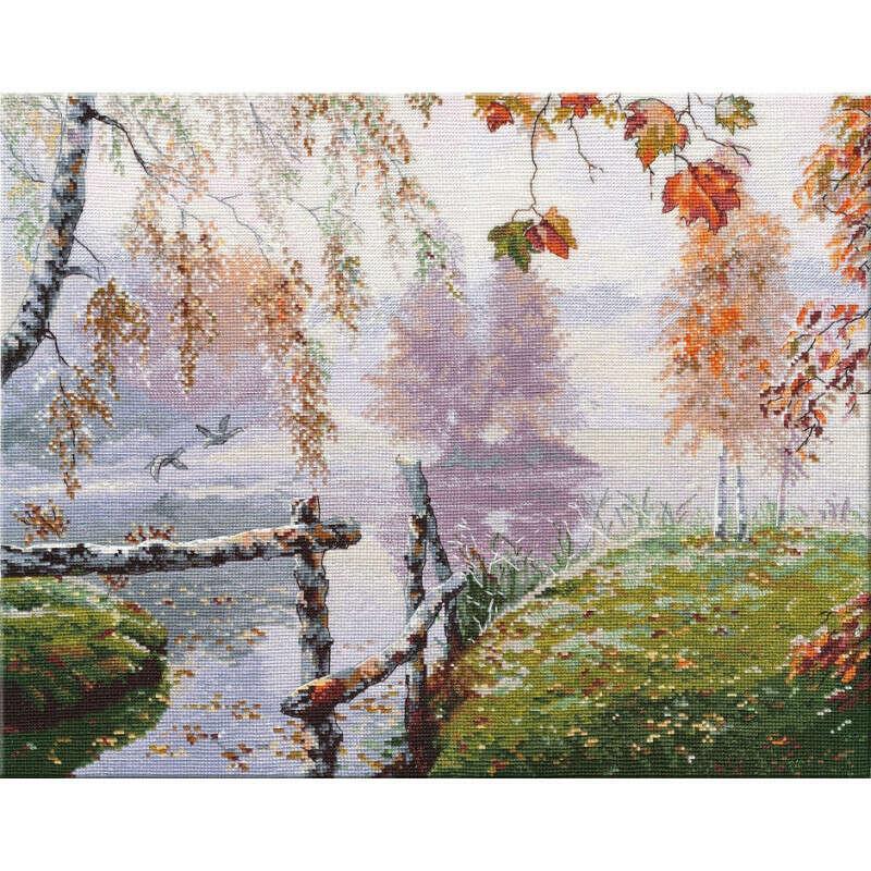 Овен - уж небо осенью дышало
