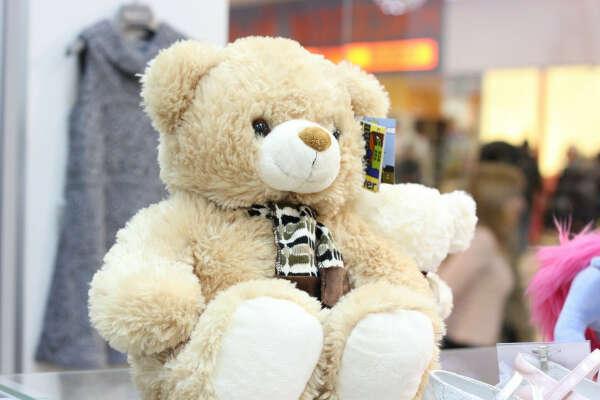 Няшный медвежонок ^^