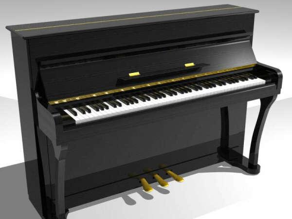 Хочу научиться играть на пианино