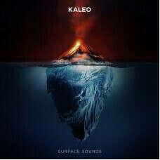 KALEO - SURFACE SOUNDS (COLOUR) виниловая пластинка