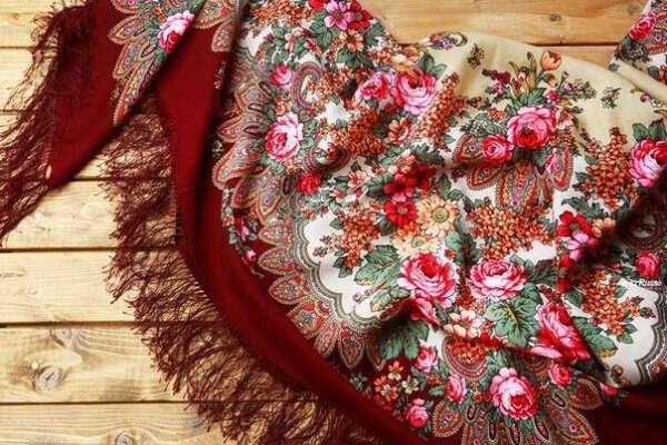 Павлопасадский платок