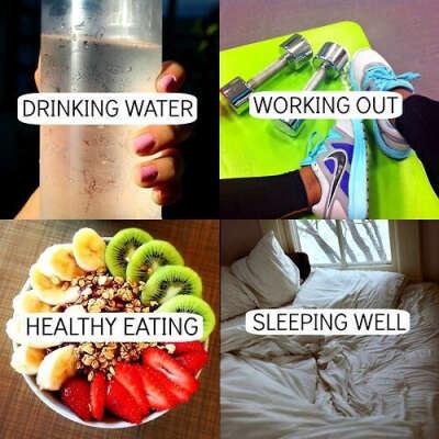 Вести здоровый образ жизни