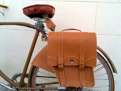 Сумка на багажник для велосипеда
