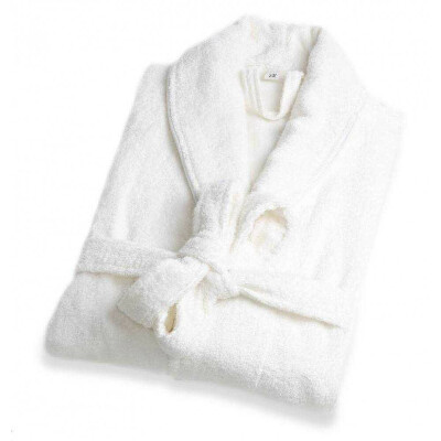 Теплый мягкий халат